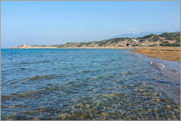 Alagadi Beach, Cyprus by OlegIvanov