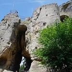 Пещерный городок