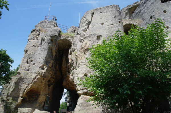 Пещерный городок by SvetlanaSvetoch