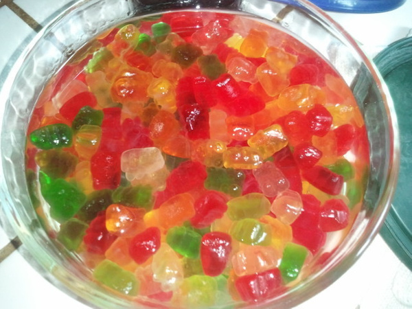 Vodka Gummy Bears by AshleyPearce