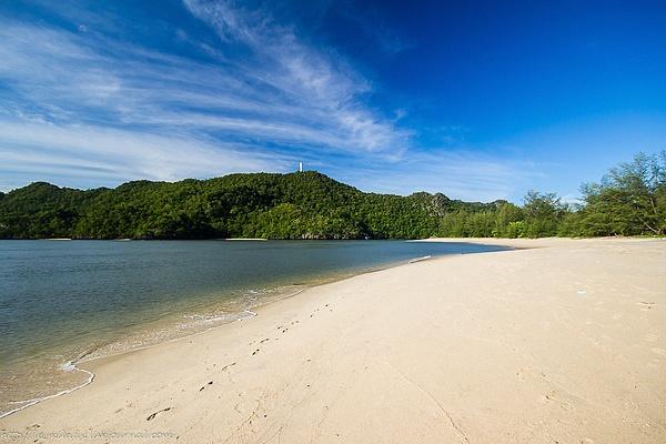 Beach by MayaBuriakina
