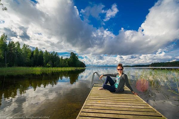 Финляндия by MayaBuriakina