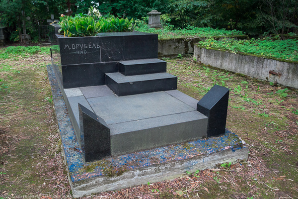 Кладбище by MayaBuriakina