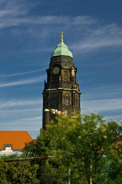 Dresden by Trollwar