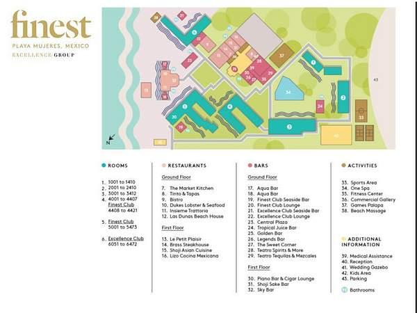 FPM Resort Map