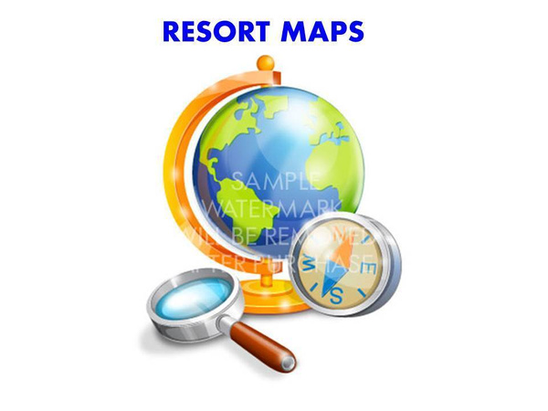 Resort Maps by flipflopman