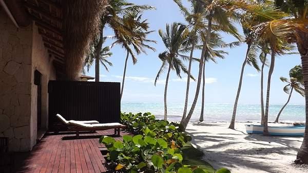 View of Trump Beach from Monarch Oceanfront Villas