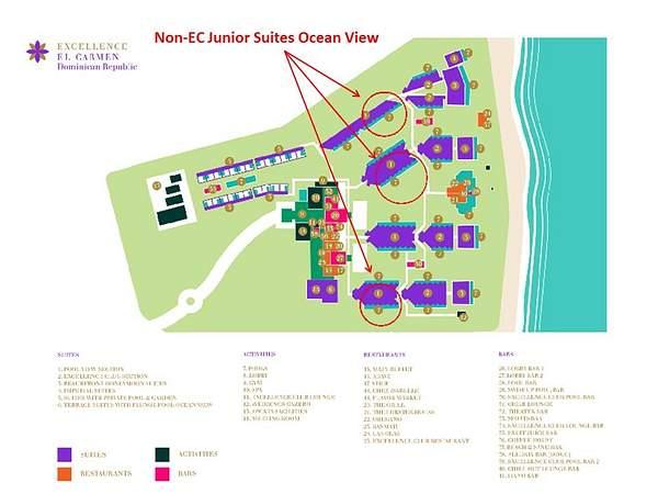 Non-EC Junior Suite Ocean View