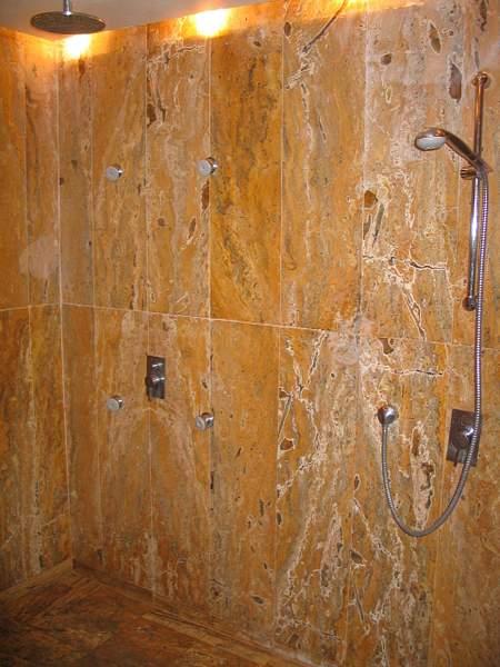 IS wet room