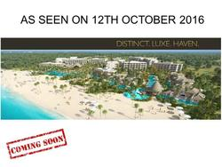 Secrets Cap Cana_October 2016