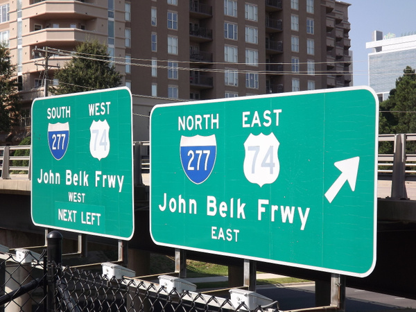 The Belk Freeway by DMont