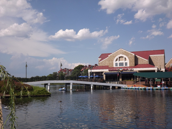 Billy's on the Boardwalk by DMont