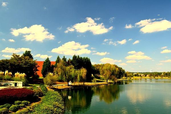 Lake Vibrant by DMont