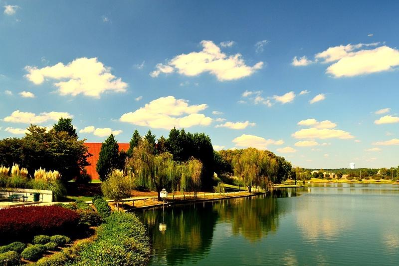 Lake Vibrant