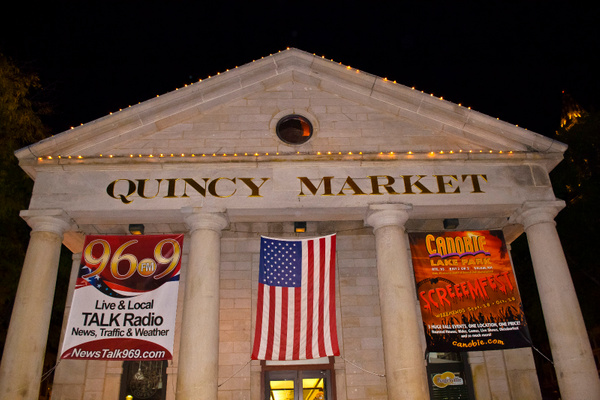 Quincy Market by DMont