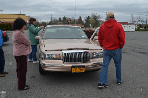 Our First Food Drive 04-01-12 by KCarter by KCarter