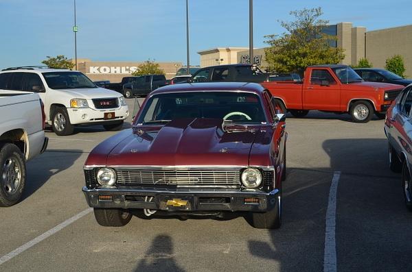Hamblem County Car Club 5/25/13 by KCarter