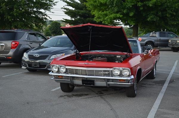 Hamblen County Car Club 6/8/13 by KCarter