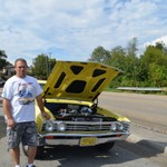 Breezin' The Freeze 1st Car Show 9/17/16