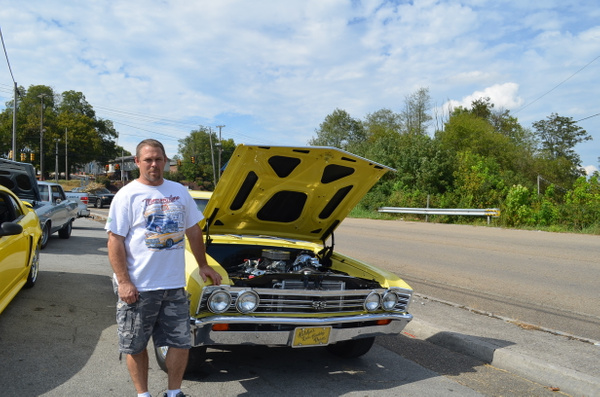 Breezin' The Freeze 1st Car Show 9/17/16 by KCarter