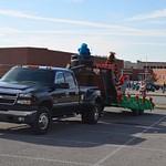 Union County Rescue Squad Christmas parade12/11/16