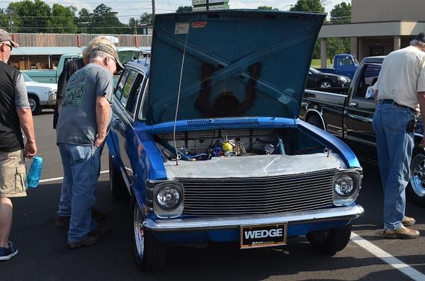 Hamblen County Car Club 5/27/17 by KCarter