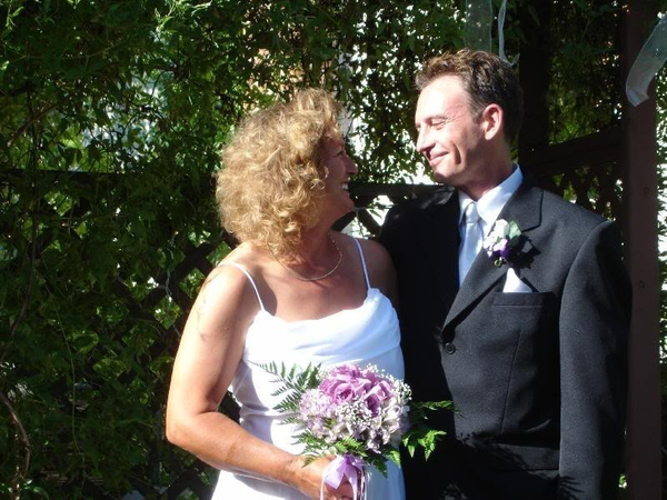 Wedding Ceremony by DebBoKay