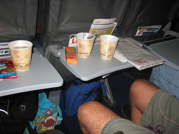 WestJet Exit Seats by DebBoKay