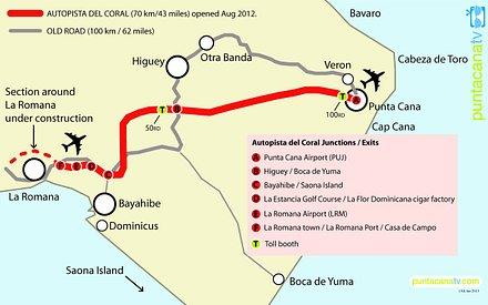 Punta Cana and Area Maps by DebBoKay