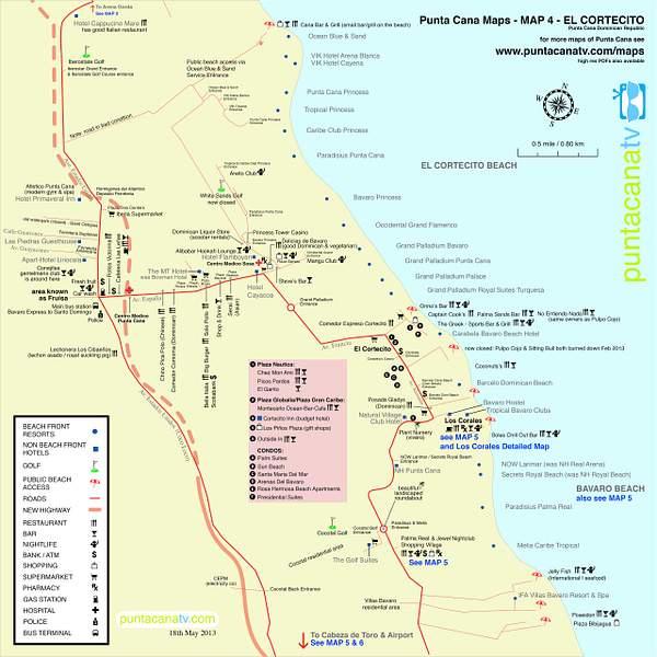 Https Debbokay Slickpic Als Punta Cana And Area Maps Photo 11445228