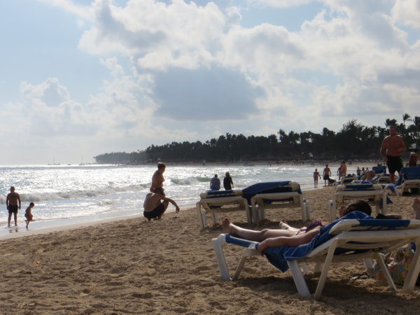 Caribe Club VIP Beach by DebBoKay