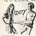 Metal Core Fanzine Covers