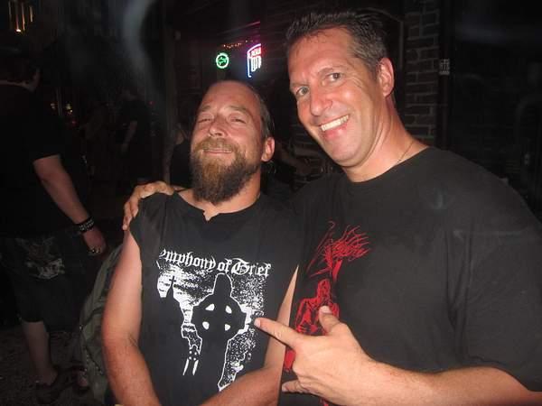 Me and John Litchko