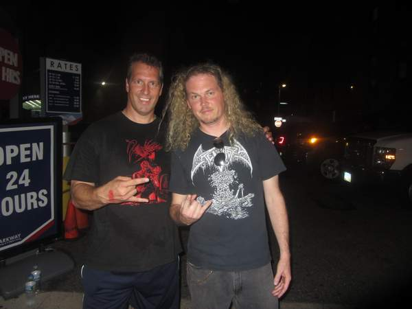 Me and Alex from Incantation