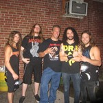 Havok 08/09/13 in Trenton, NJ