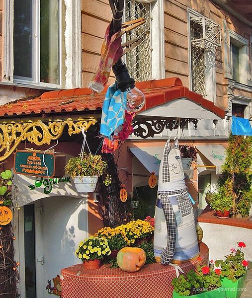 Odessa Halloween 2011 by DenDen