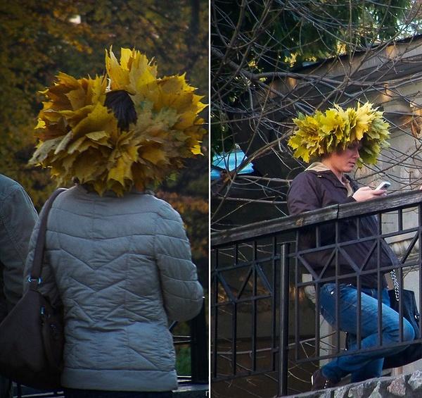 А в Киеве осень by ElenaKnyazeva