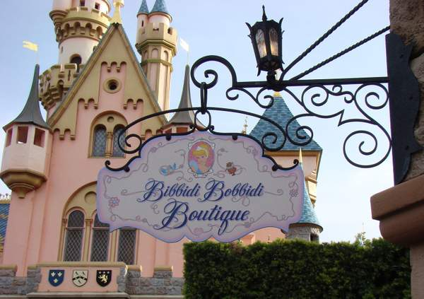 Hotels near bibbidi boutique