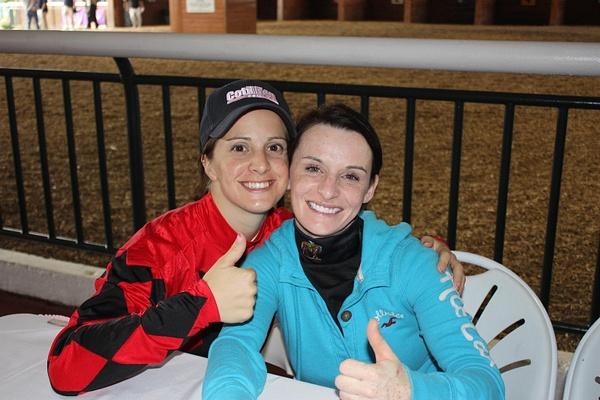 Parx 2011 Fem Jockey Challenge by femalejockeys