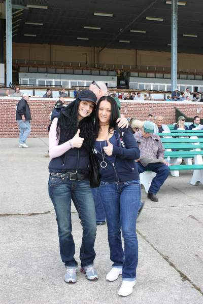 Paula and Shannon Finley