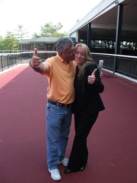 Trainer Ron Dandy