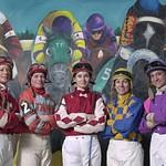 Various Female Jockeys Set # 1