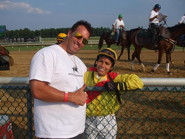 Colonial Downs 2008 by Chris Forbes