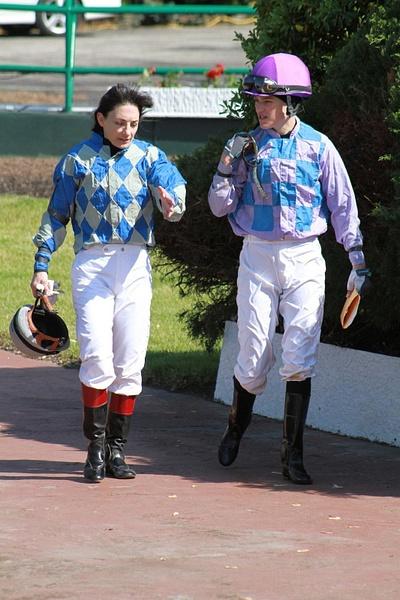 AC Race Course 2012 by femalejockeys