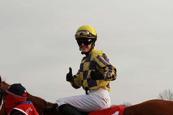Parx Racing 01/12/13 by femalejockeys