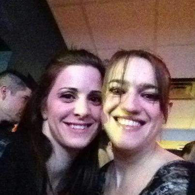 Maria and Shannon Uske