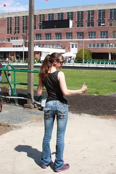 Shannon's ass