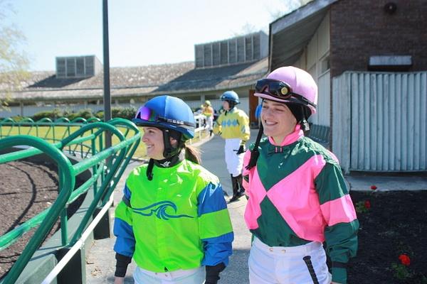Atlantic City Race Course 2013 Day # 3 by femalejockeys