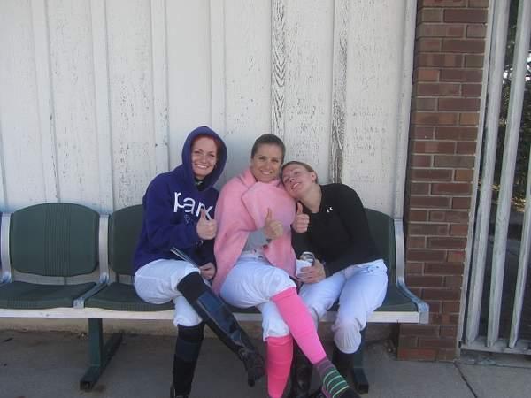Amanda, Maria, and Laura Carson