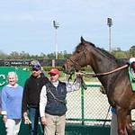 Atlantic City Race Course 04/25/14